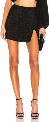 retrofete Frances Skirt in Black | FWRD