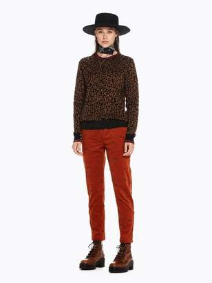 Scotch & Soda Leopard Print Cardigan