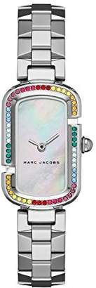 Marc Jacobs Women's Quartz Stainless Steel Casual Watch