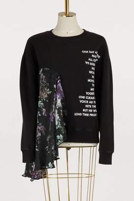 Each X Other Poem sweatshirt