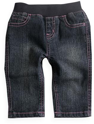 Pumpkin Patch Rib Waist Jeans