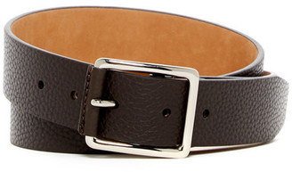 Cole Haan Pebble Leather Belt $78 thestylecure.com