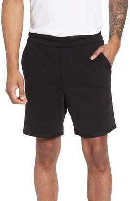 James Perse Taped Slim Fit Track Shorts