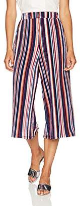 Paris Sunday Women's Pleated Culotte Pants