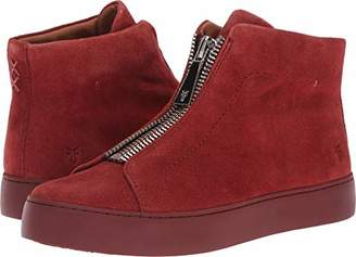 Frye Women's Lena Zip HIGH Sneaker