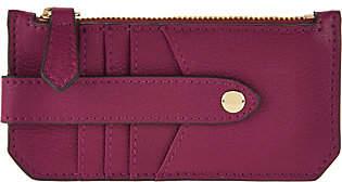 Aimee Kestenberg Pebble Leather RFID CreditCard Holder
