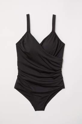 H&M H&M+ Shaping Swimsuit - Black