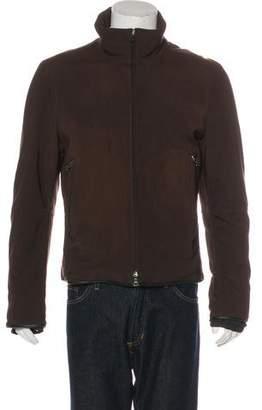 Prada Sport Utility Zip Jacket