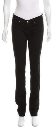 Habitual Low-Rise Straight-Leg Jeans
