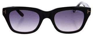 Tom Ford Snowdon Gradient Sunglasses