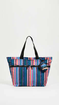 Le Sport Sac Carlin Top Zip Tote