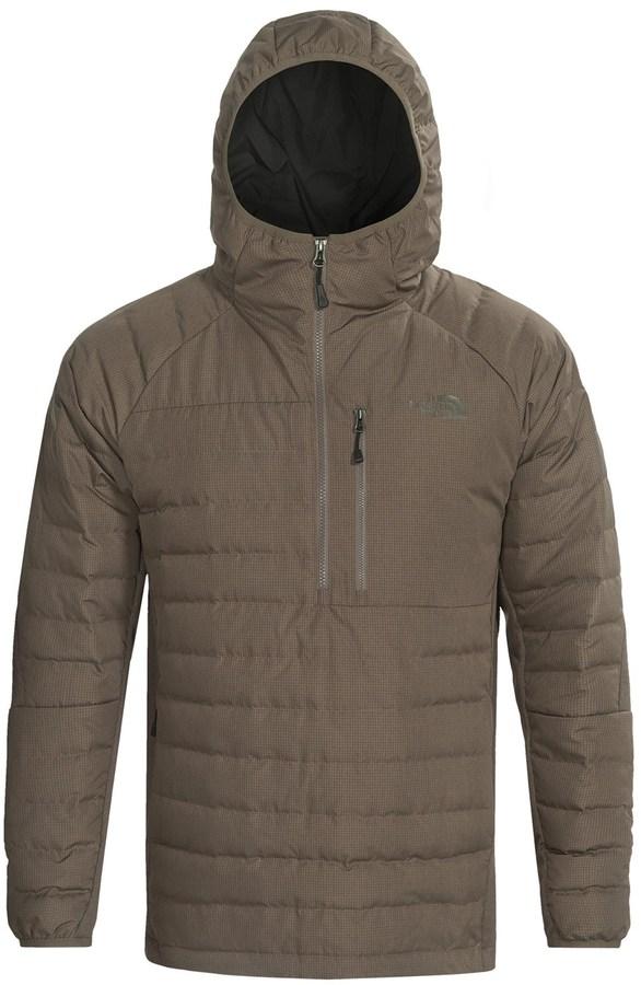The North Face Reckoner Hybrid Down Jacket - Hooded, Zip Neck, 600 Fill Power (For Men)
