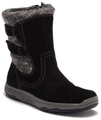 Earth Origins Felicity Suede Faux Fur Lined Boot