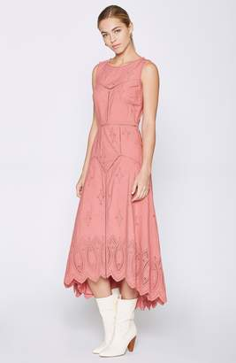 Joie Halone Midi Dress