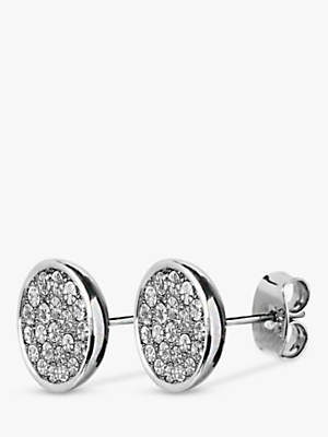 Dyrberg/Kern Maira Crystal Stud Earrings