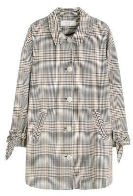 Violeta BY MANGO Prince of Wales trench