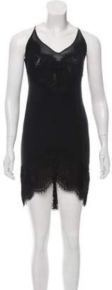 Lover Sleeveless Mini Dress