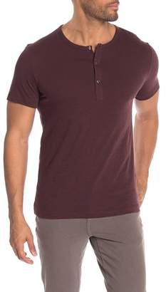 Theory Strato Arlee Short Sleeve Shirt