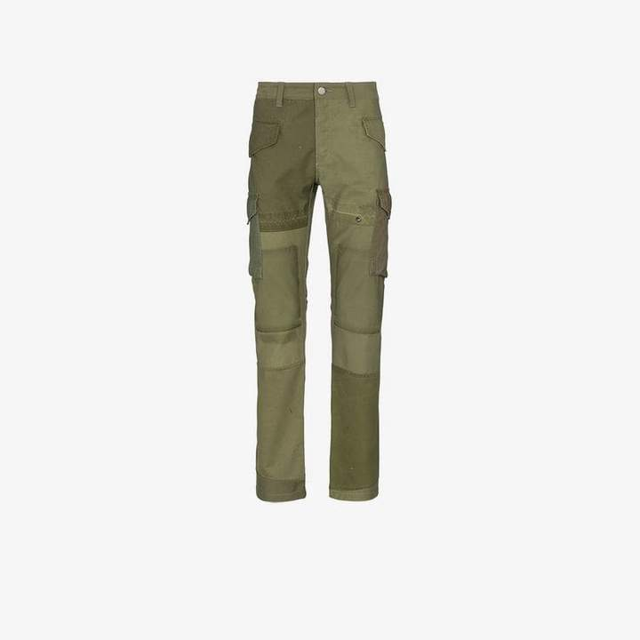 Children Of Discordance Children Of The Discordance Patchwork Jeans
