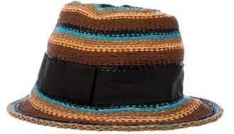 Malo Woven Bucket Hat
