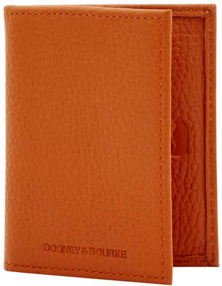 Dooney & Bourke Pebble Multifunction Money Clip