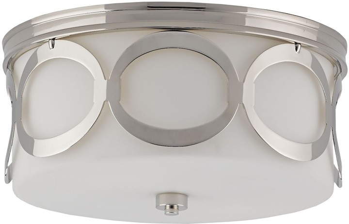 Currey & Company Wilbury Flush Mount - LOW STOCK,ORDER NOW