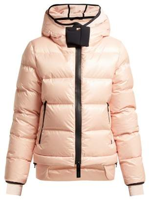 Templa - 10k Nano Quilted Down Jacket - Womens - Light Pink
