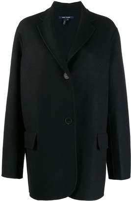 Sofie D'hoore oversized Cullen coat
