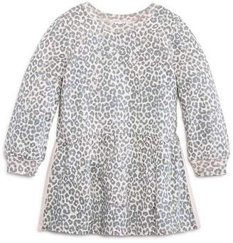 Splendid Girls' Leopard-Print Dress, Little Kid - 100% Exclusive