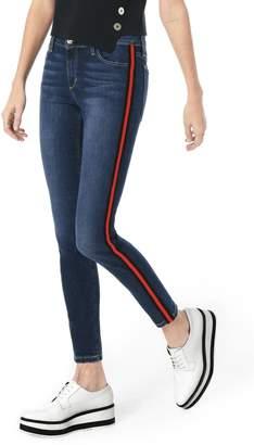 Joe's Jeans Icon Side Stripe Ankle Skinny Jeans