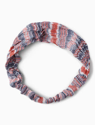 Lucky Brand Stripe Headscarf