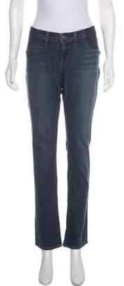 J Brand Mama J Mid-Rise Maternity Jeans