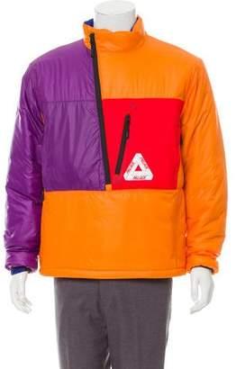 Palace Skateboards Colorblock Windbreaker Jacket