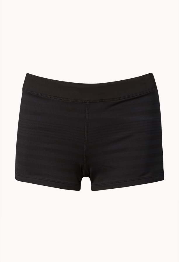 Forever 21 Skinny Workout Shorts