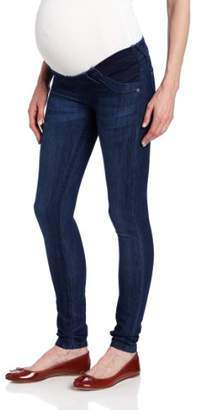 DL1961 Women's Maternity Amanda Full Length Skinny Jean