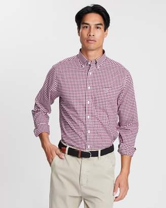 Gant The Broadcloth Gingham Shirt