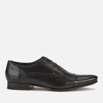 69d9ac2c2 Ted Baker Men s Rogrr 2 Leather Toe-Cap Oxford Shoes - Black
