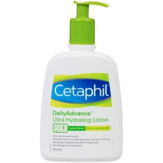Cetaphil Daily Advance Ultra Hydrating Lotion 473 mL