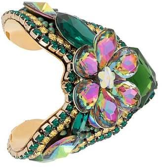 Tom Ford flower cuff bracelet
