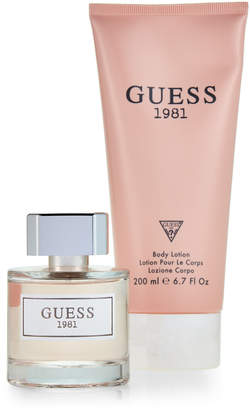 GUESS 1981 Two-Piece Fragrance Gift Set