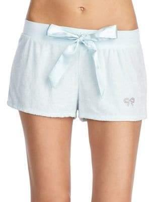 Betsey Johnson Bow Straight Shorts