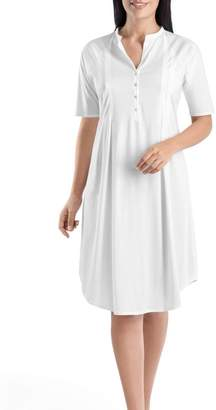 d7e1efad3d Womens White Cotton Nighties - ShopStyle Canada