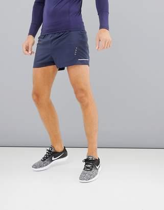 Asos 4505 ultra lightweight running shorts in navy