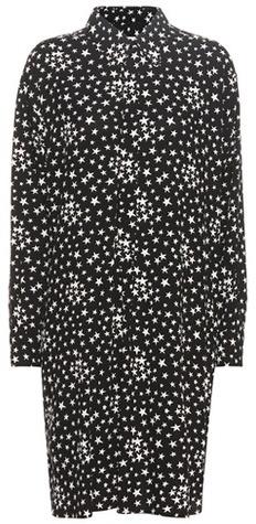Saint LaurentSaint Laurent Printed Shirt Dress
