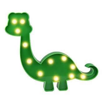 Super Cute Dinosaur LED Night Light