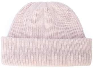 The Elder Statesman rib knit beanie