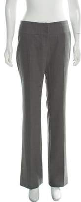 Celine Céline Wool Mid-Rise Pants Grey Céline Wool Mid-Rise Pants