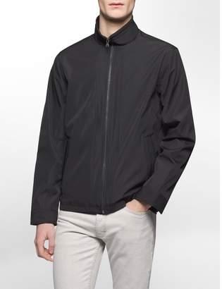 Calvin Klein lightweight bonded funnel jacket
