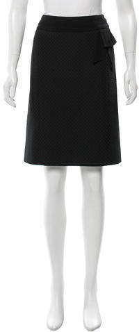 Moschino Moschino Knee-Length Pencil Skirt