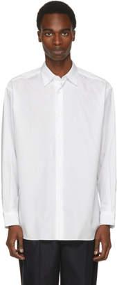 TOMORROWLAND White Big Shirt